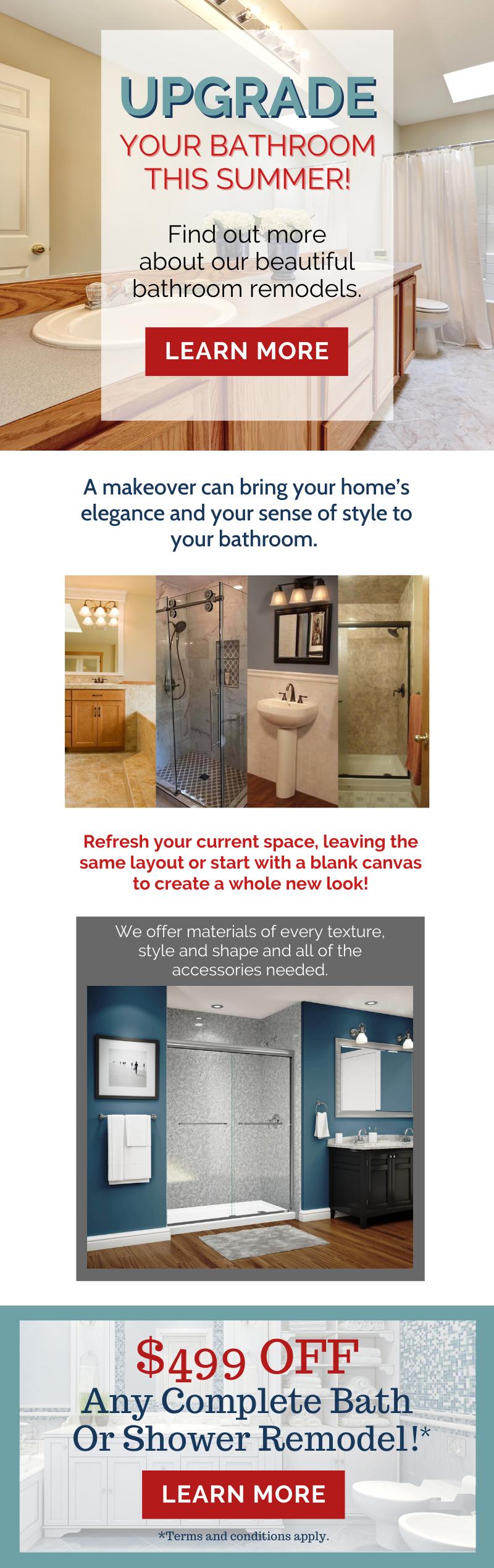 Remodel Your Bathroom! 🛁 3